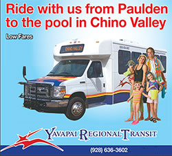 Paulden to Chino Valley Pool