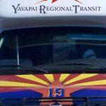 Yavapai Regional Transit Bus