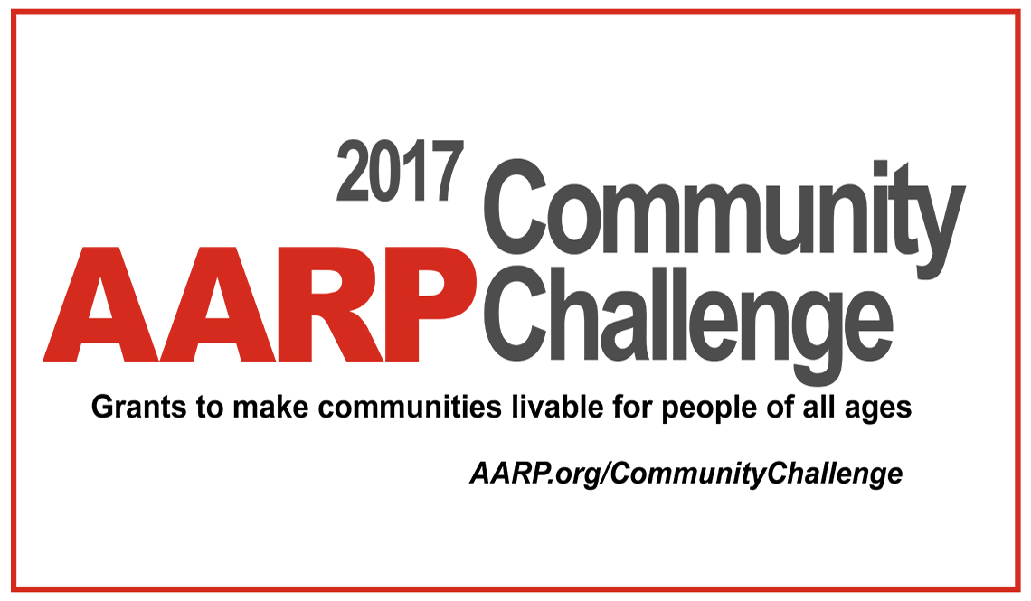 YRT Receives 2017 AARP Community Challenge Grant