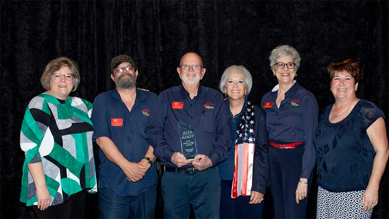 2019 Outstanding Rural Transit System of the Year