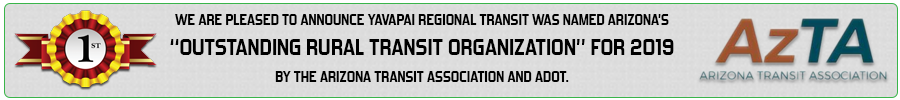 Outstanding Rural Transit Organization Award