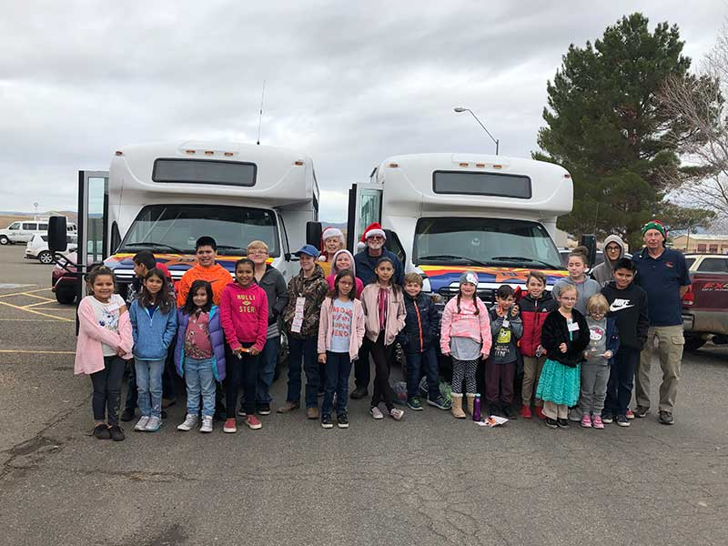 Yavapai Regional Transit and the Elks Club Team Up